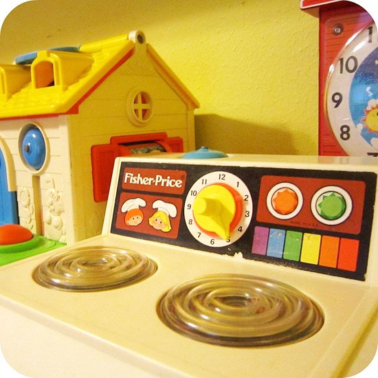 Fisher-Price-stove