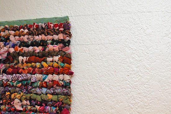 Rug-on-wall