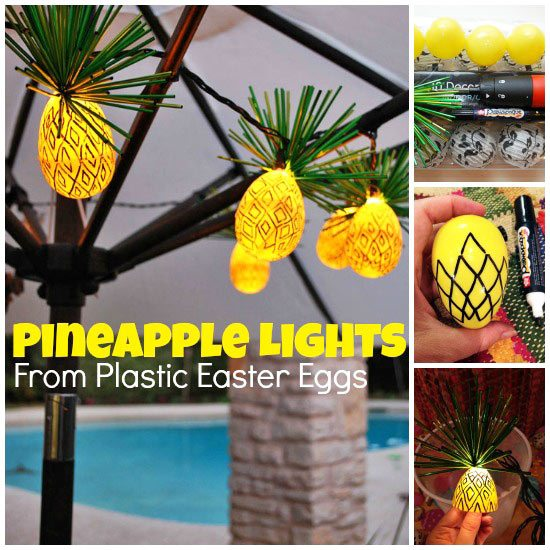 Pineapple-lights