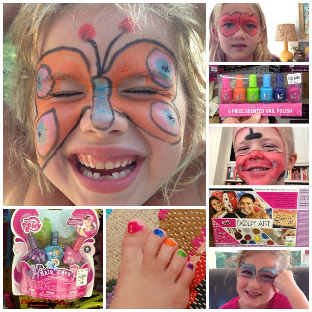 Tuesday Morning Face Painting