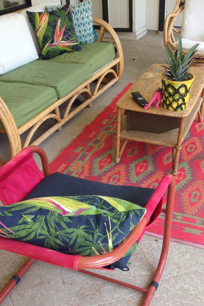 sunfadedchair