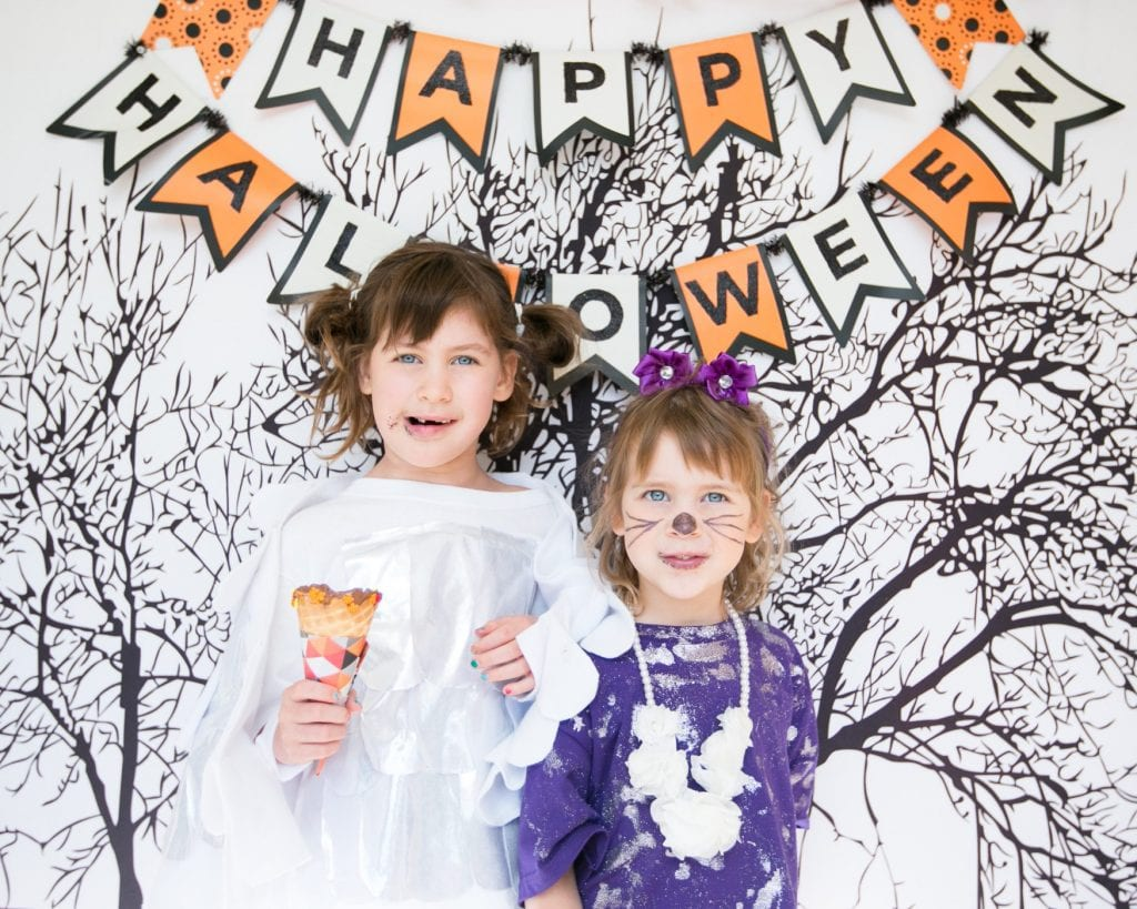 Halloween Photo Op Banner