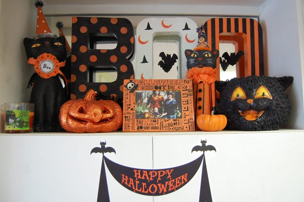 Halloween Stitcker Banner