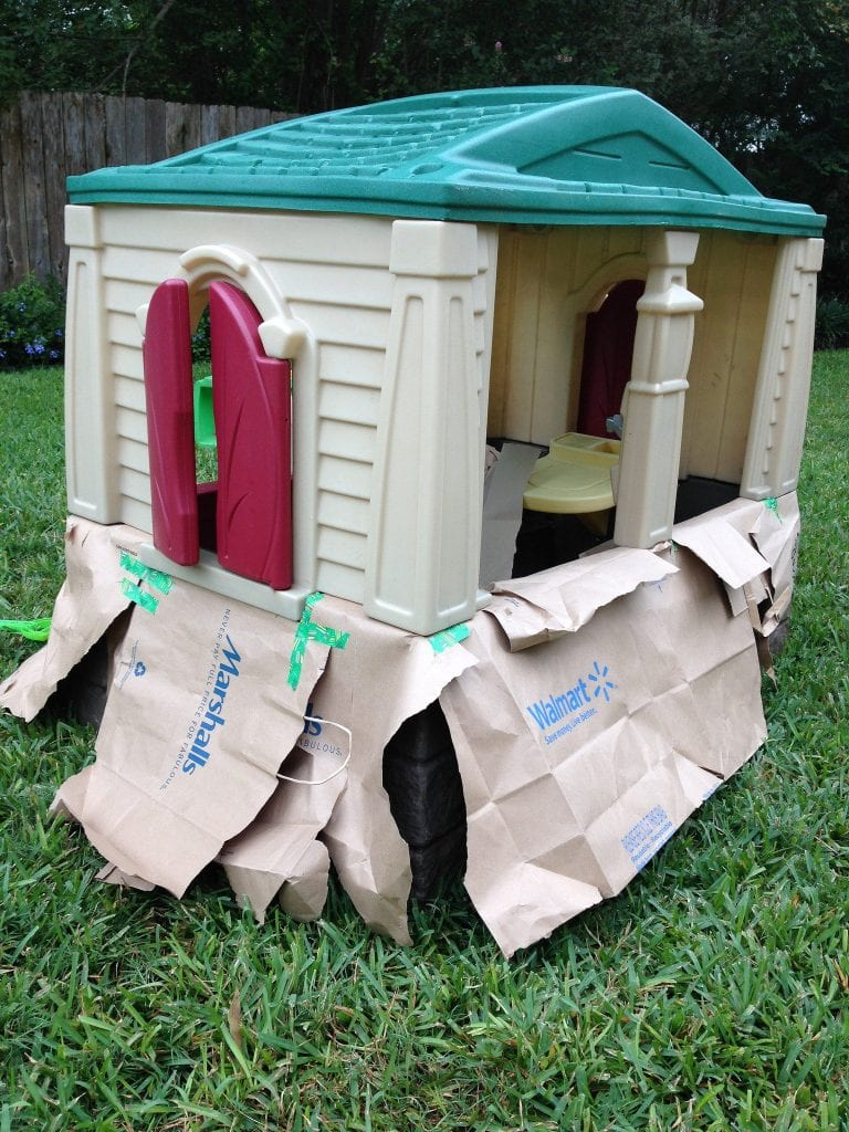 plastic kids playhouse