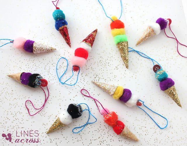 1 - ice cream cones