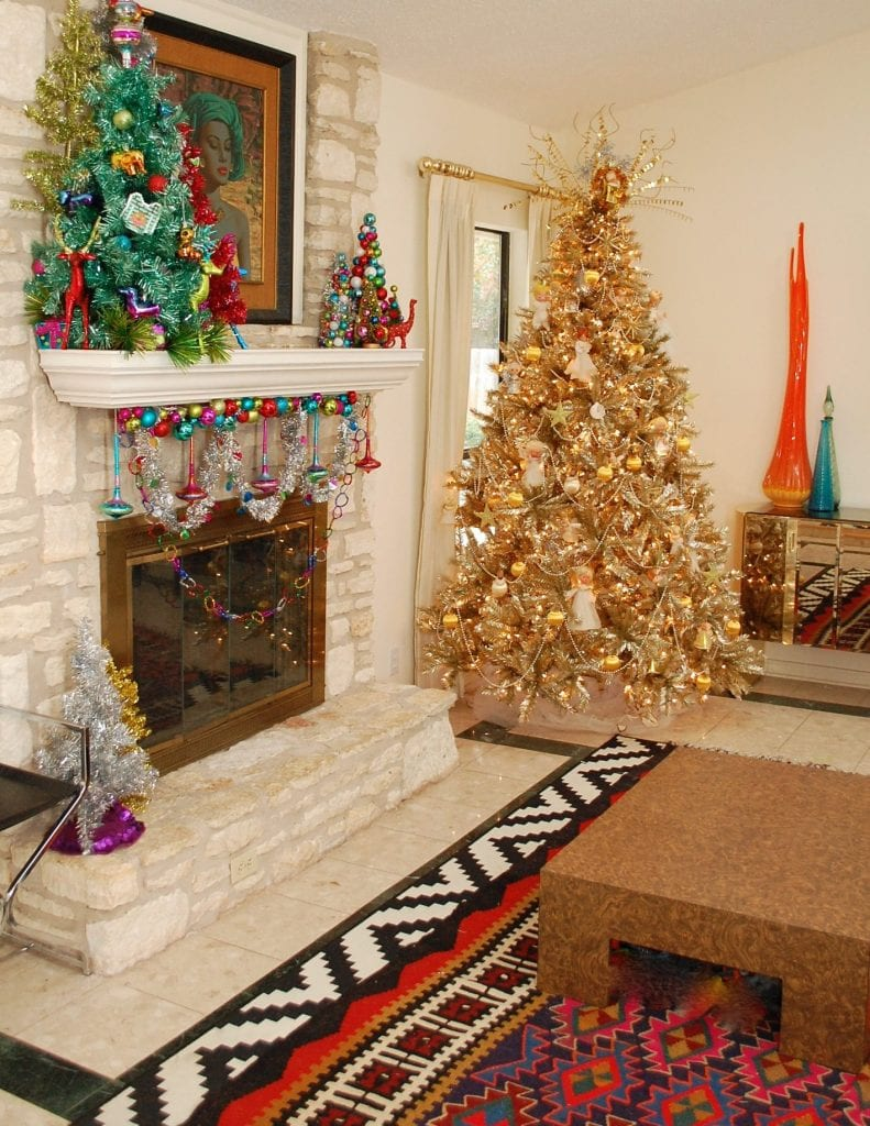 Colored-Christmas-Trees