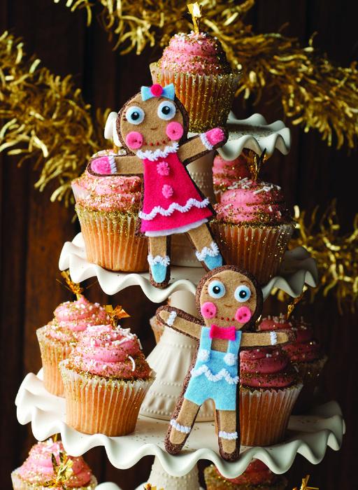 glitterville ginger cookie kids