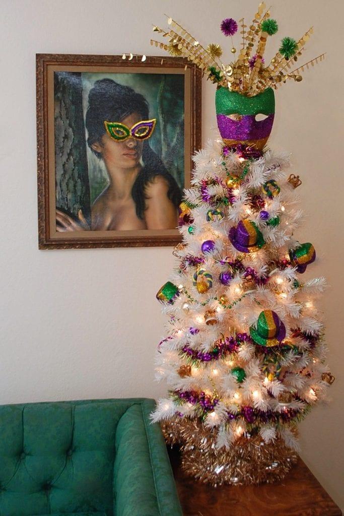 Decorating For Mardi Gras Diy Ideas Jennifer Perkins