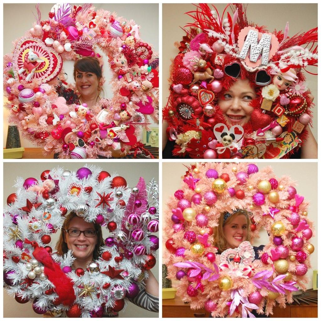 wreathfaces