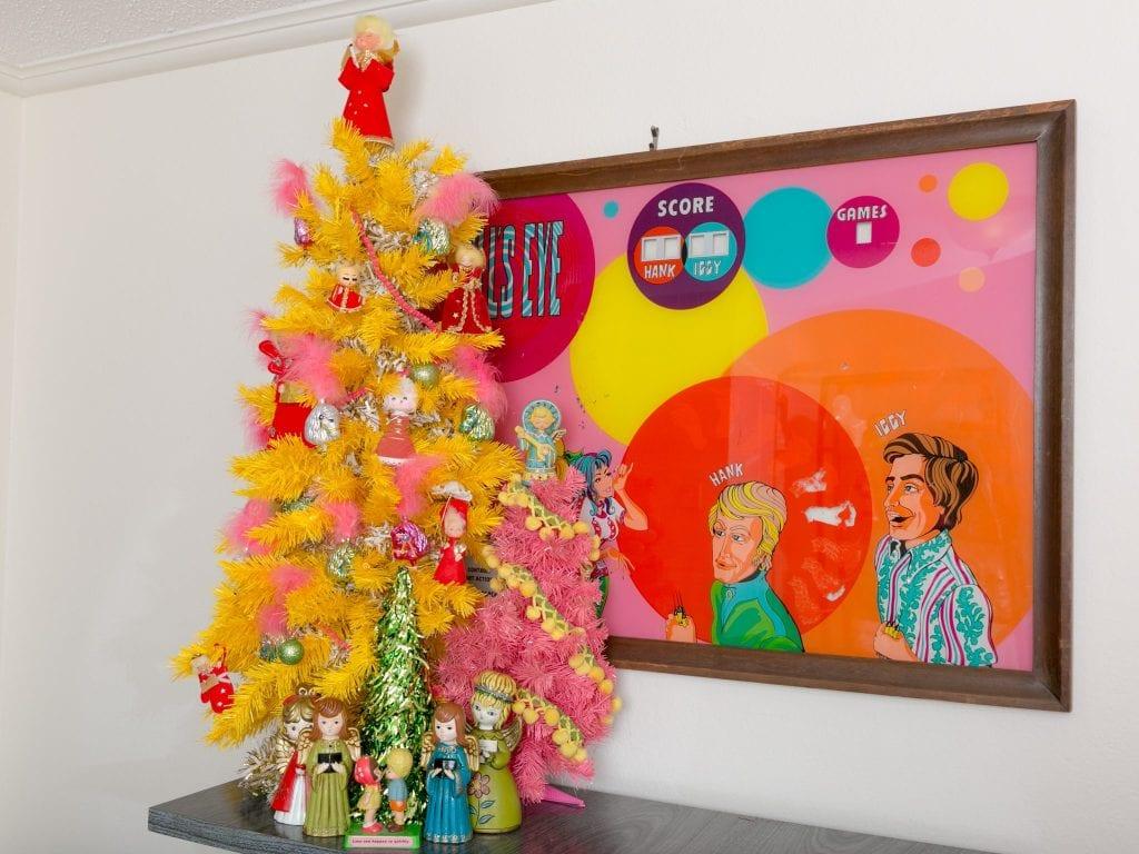yellow-christmas-tree