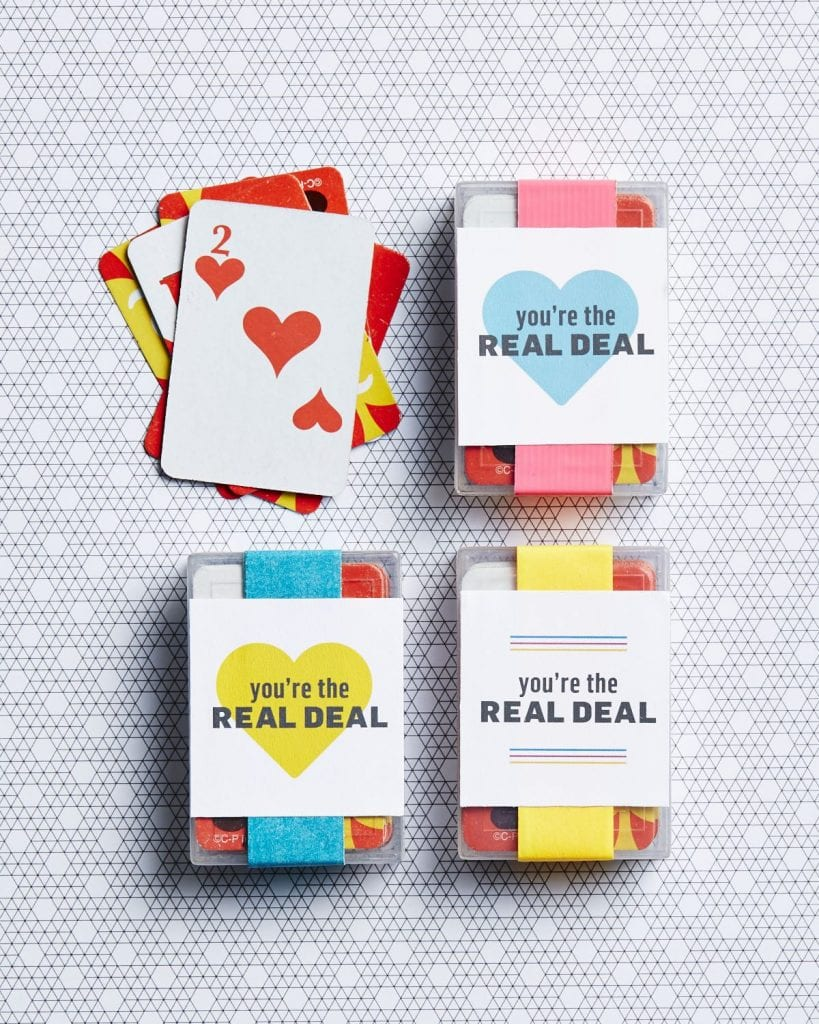 Candy free Valentine ideas