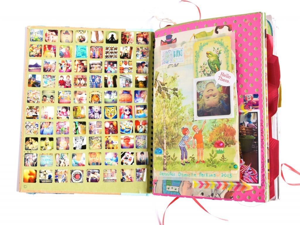 How to make scrapbook journal - Feeling Inspired Check Out My Post On Diy Network For More Ideas Also Don T Forget These Scrapbook And Art Journal Related Posts In The Archives