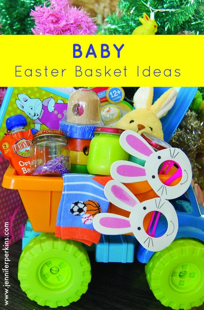 What to put in an Easter basket for babies by Jennifer Perkins