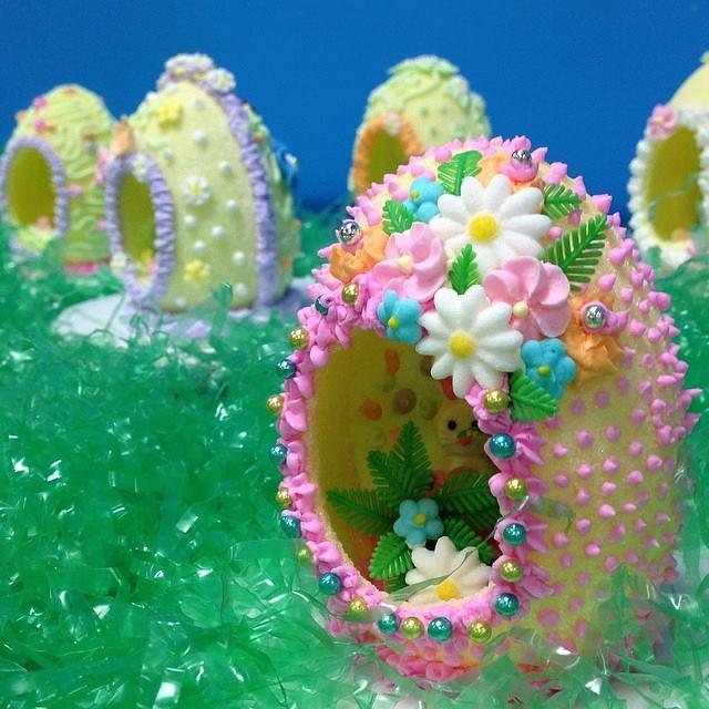 egg-diorama