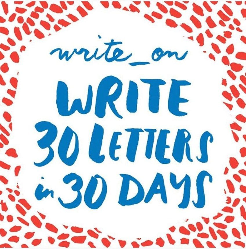 Join the Write On letter campaign.