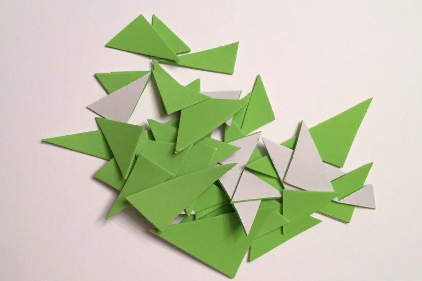 foam-triangles