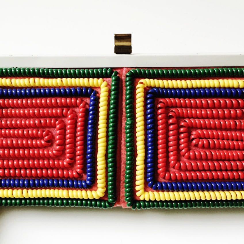 Vintage Phone Cord Purse For On Etsy