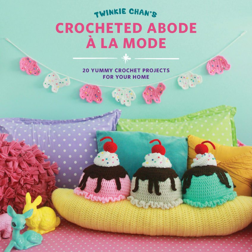 Crocheted Abode by twinkie Chan