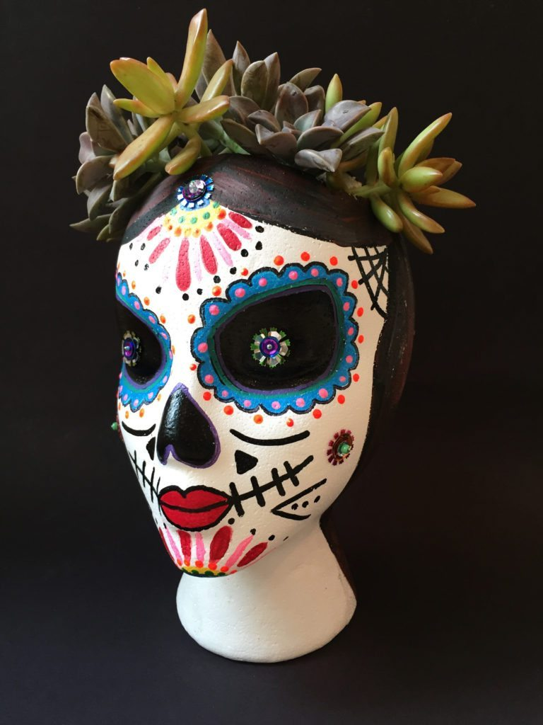 sugar-skull-day-of-the-dead-planter