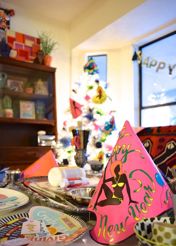 Vision Boards For New Years Eve Creative Ideas Resolutions