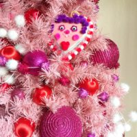 Easy kids Valentine ornament.