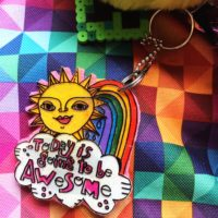 How to make a coloring book page into a Shrinkydink charm.