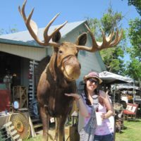 Pro tips for shopping the Round Top flea market.