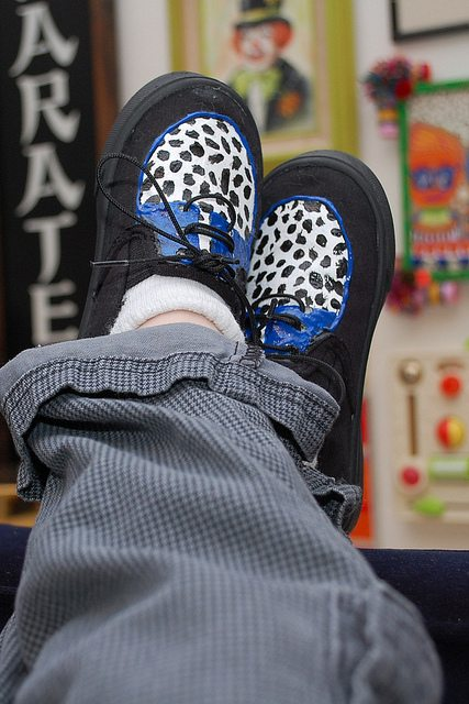 DIY Creepers for kids by Jennifer Perkins
