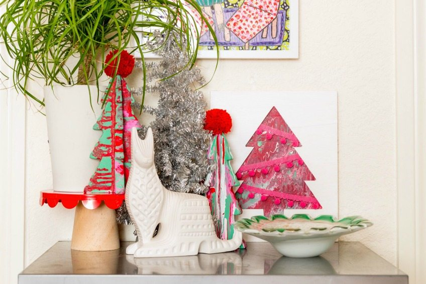 How to use plants in your holiday decor. - Jennifer Perkins