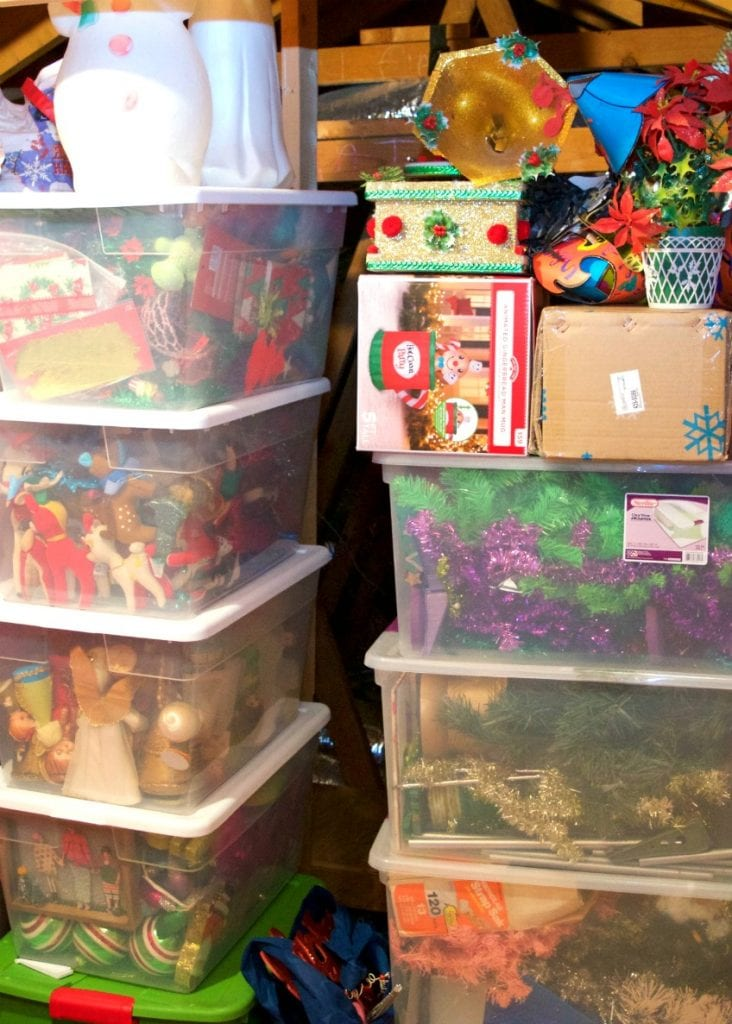 Easy holiday storage tips and tricks from Jennifer Perkins