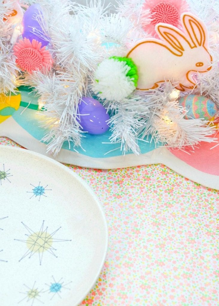 DIY Easter bunnies that you don't have to sew by Jennifer Perkins