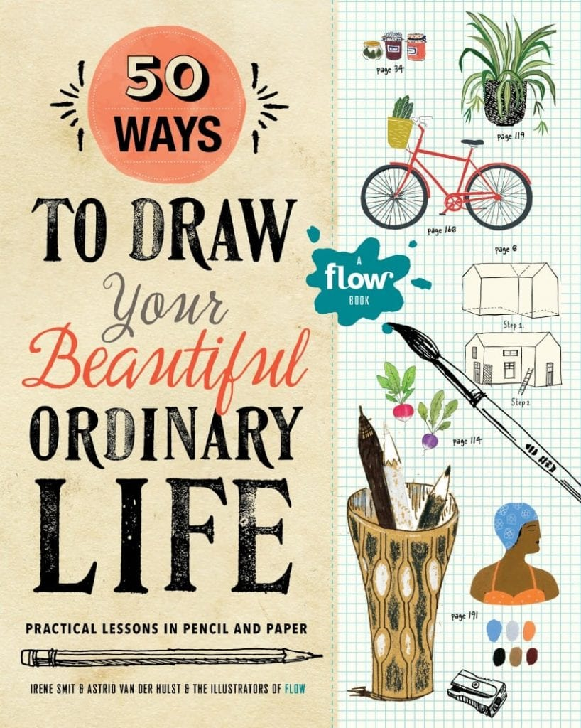Draw your beautiful ordinary life from Flow