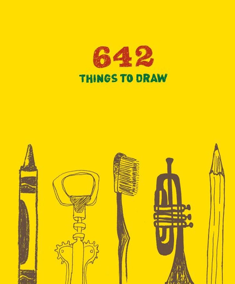 642 Things to Draw from Chronicle Books