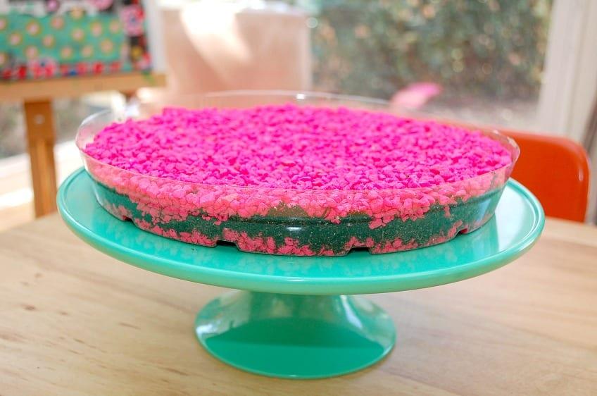 Cake Stand Terrarium