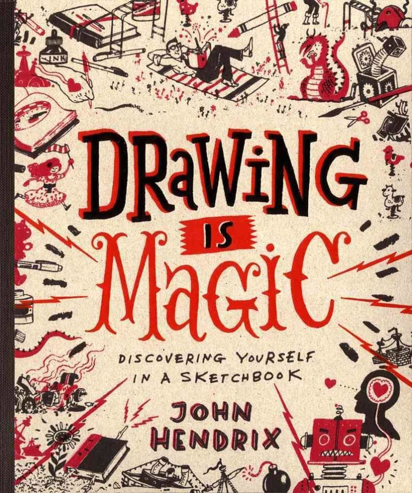 Drawing is Magic by John Hendrix