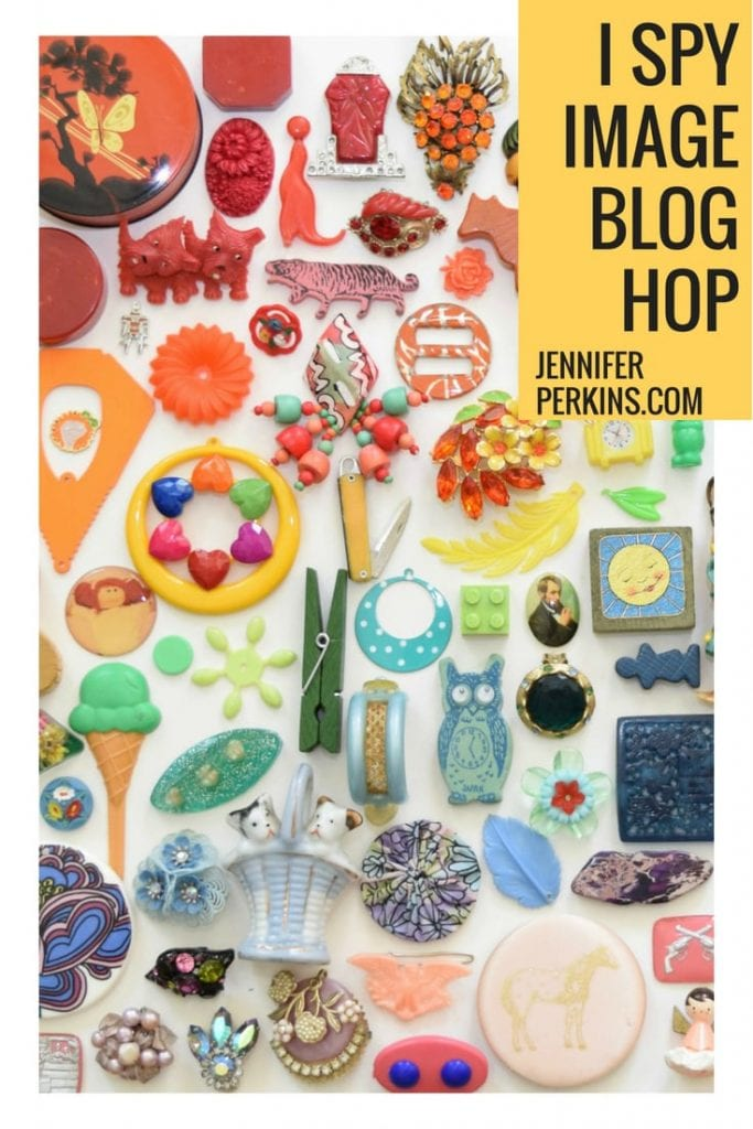 I Spy Image Blog Hop with Jennifer Perkins