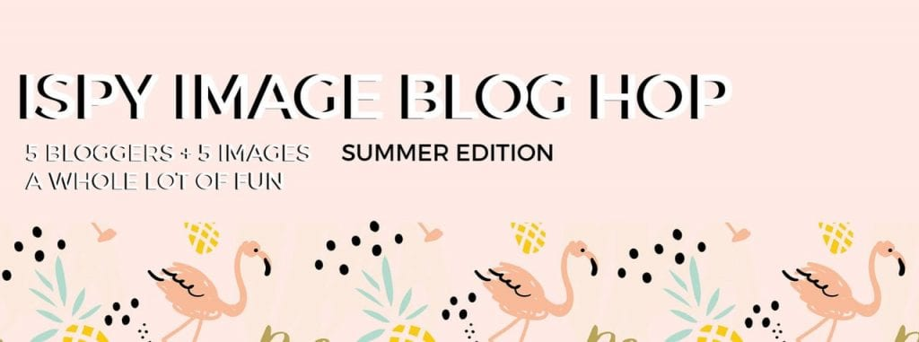 ISpy Summer Blog Hop