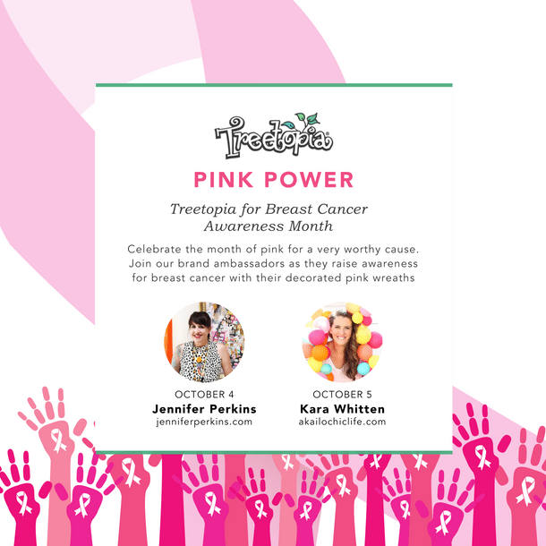 Treetopia Pink Power