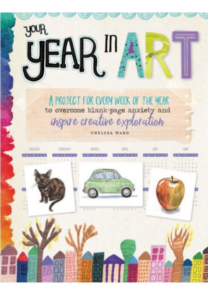 Your Year in Art Book