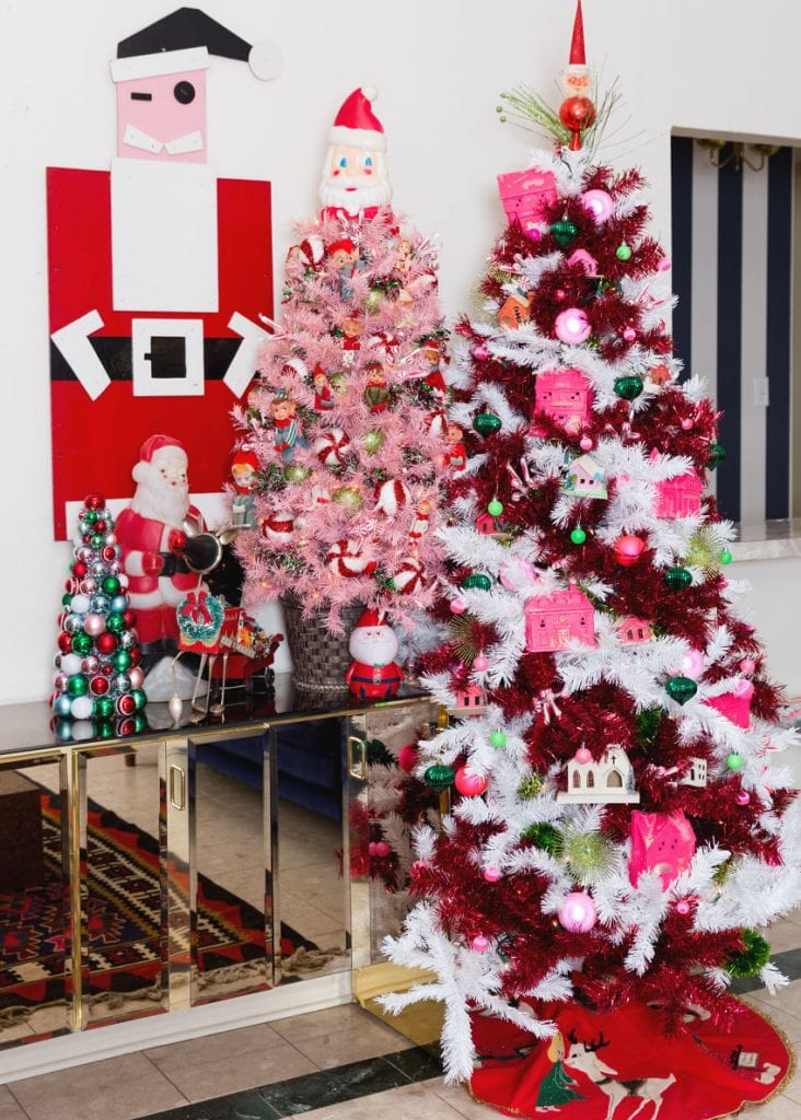 cheap for discount b3570 d905e The Cutest Candy Cane Christmas Tree Ever | Jennifer Perkins