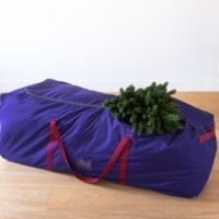 On a Roll Christmas Tree Storage Bag