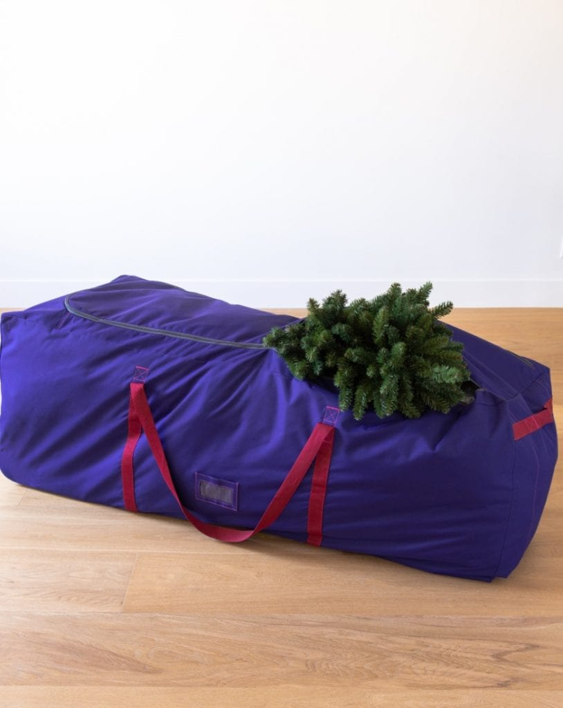 On a Roll Christmas Tree Storage Bag