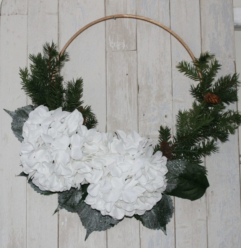DIY-Farmhouse-Style-Winter-Wreath Our Crafty Mom