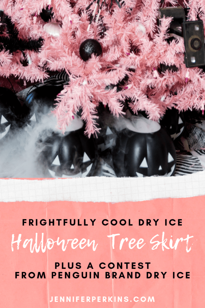 Penguin Brand Dry Ice Halloween Contest
