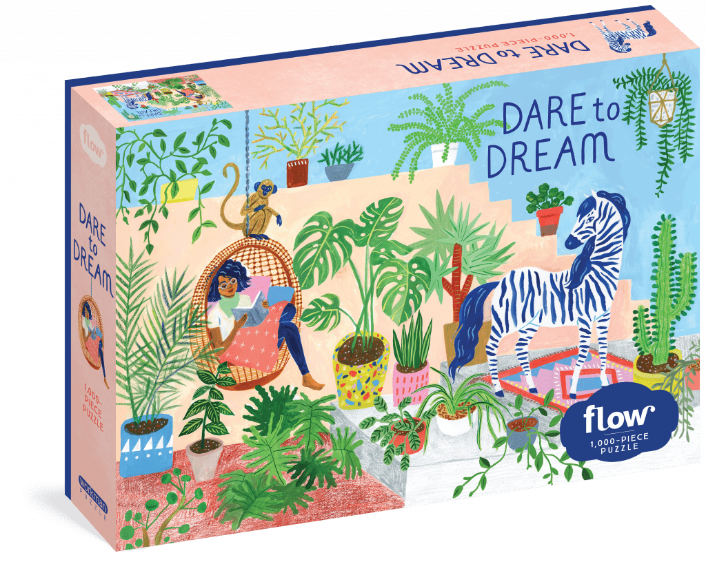Dare to Dream Puzzle from Flow Magazine