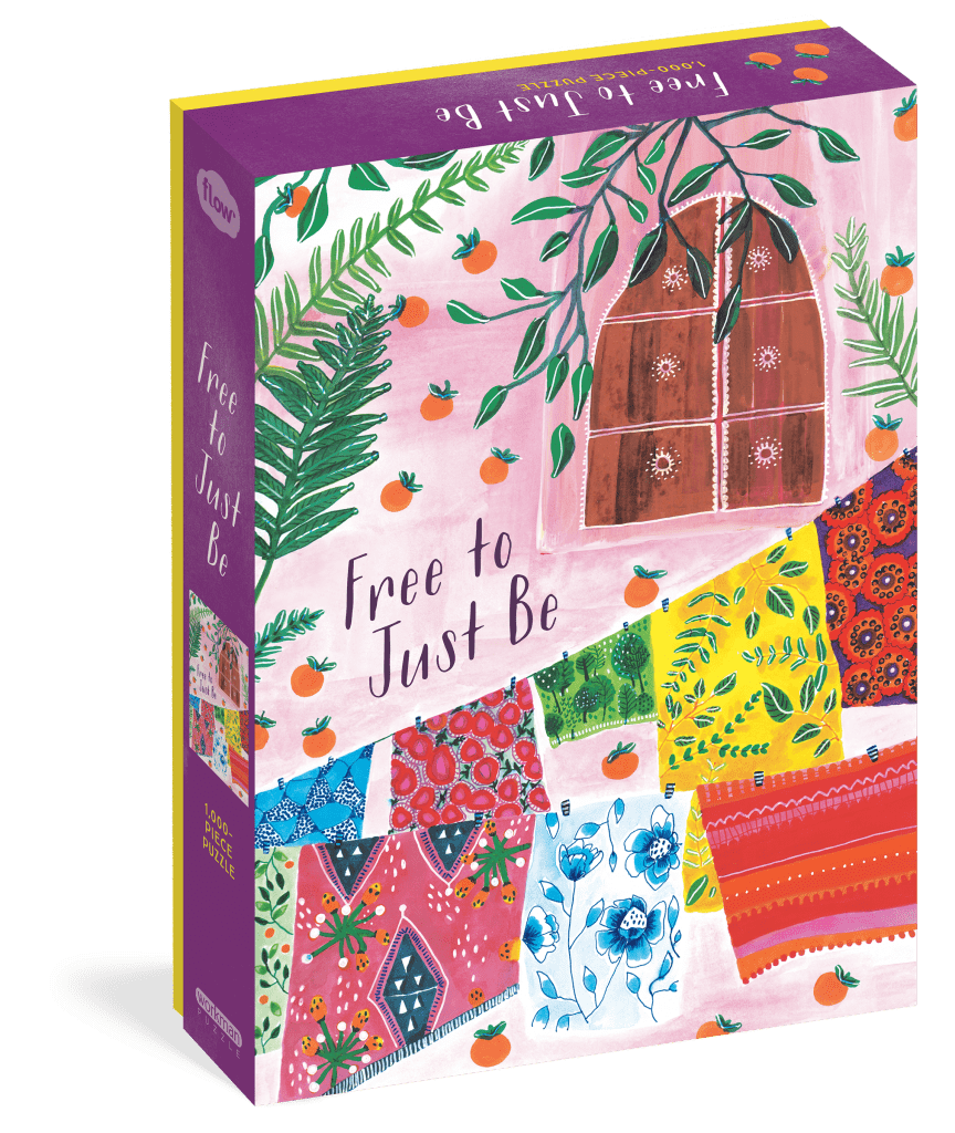 Free to Just Be Puzzle